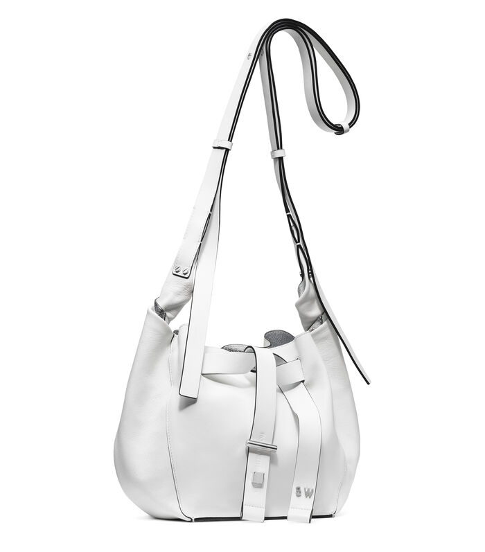 TWIST DRAWSTRING CROSSBODY