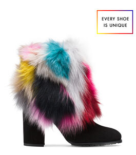 THE OVERCOAT BOOTIE