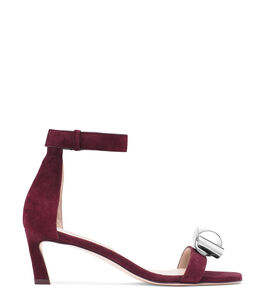THE KNOTTED 45 SANDAL