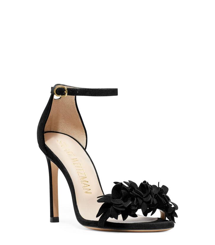 Stuart Weitzman Women's Designer Sandals | Free Shipping Stuart Weitzman NUDISTSONG FLOWER