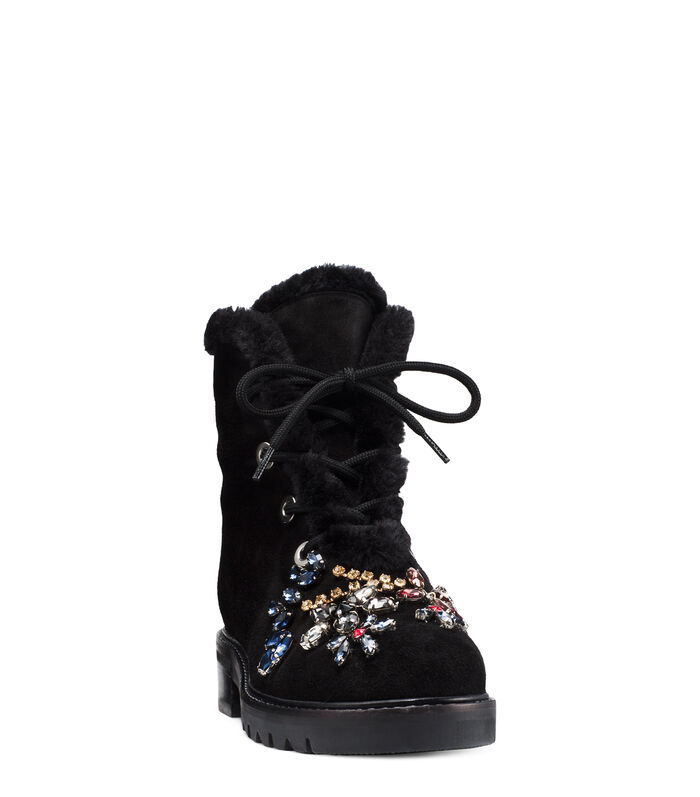 THE BEJEWELED BOOTIE