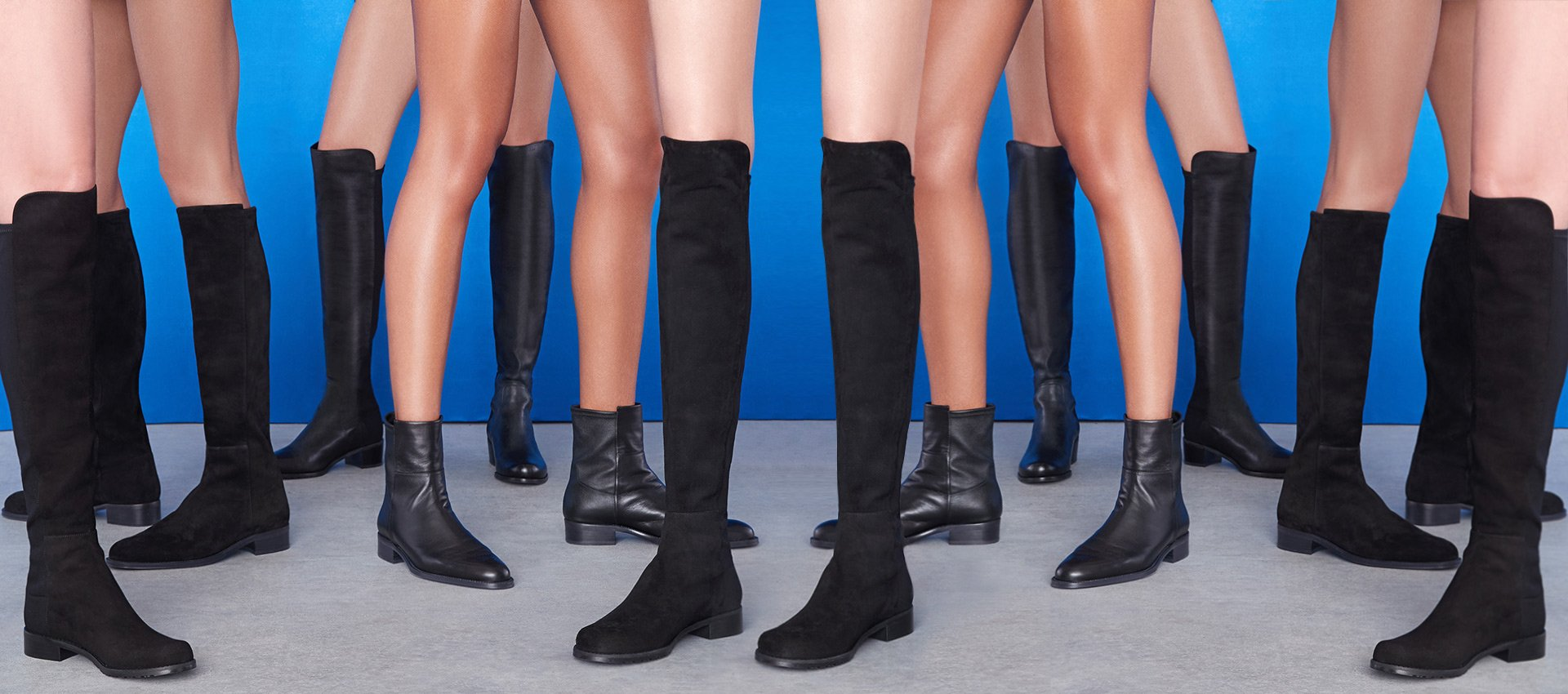 Introducing the Boot Guide & Shop Designer Shoes and Boots | Stuart Weitzman Europe